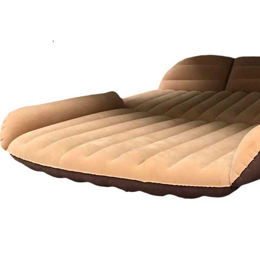 RMJXJJ-car air bed Auto-Luftmatratze SUV-Stamm-faltendes Auto-Luftpolster-Auto-Bett
