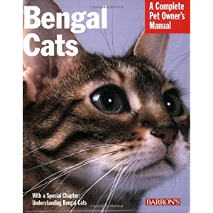 Bengal Cats (Complete Pet Owner's Manual) 5