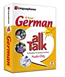 img - for German All Talk Basic Language Course (4 Hour/4 Cds): Learn to Understand and Speak German with Linguaphone Language Programs (German Edition) book / textbook / text book