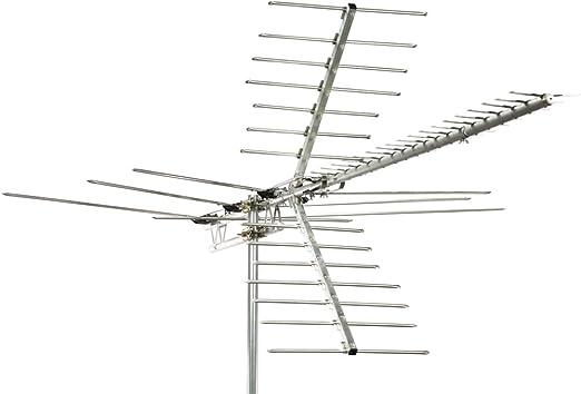 Best Indoor Hd Antenna 2020 Amazon.com: Channel Master CM 2020 Outdoor TV Antenna: Home Audio