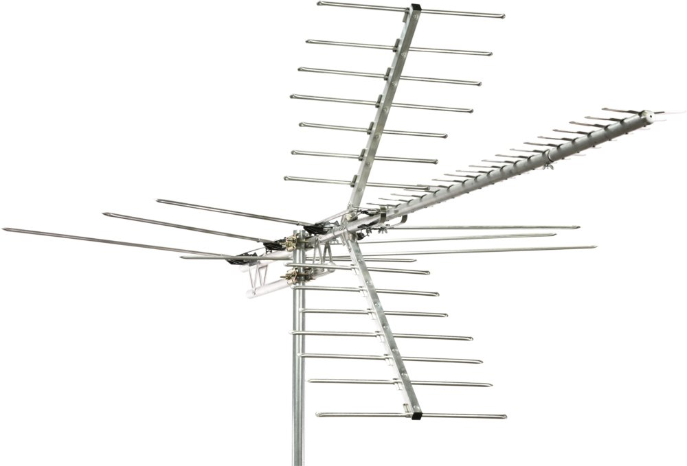 Image of Outdoor TV Antenna for Rural Areas: Channel Master CM-2020 Digital Advantage Outdoor TV Antenna