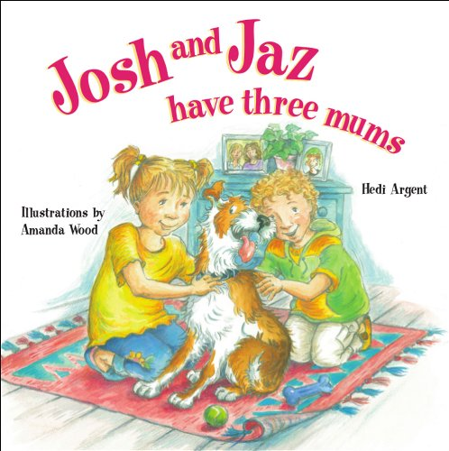 Josh and Jaz have three mums: Amazon.co.uk: Hedi Argent: 9781905664122:  Books
