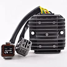 Voltage Regulator Rectifier For Can-Am DS 250 2006-2013 Kymco Mongoose 250 300 2003-2011 MXU 150 250 300 2004-2011 OEM Repl.# S31600RCA000 31600-LBA7-900