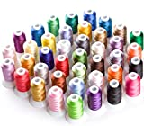 Simthread Brother 40 Colors 40 Weight Polyester