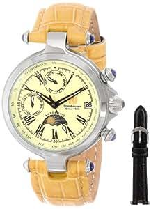 Steinhausen Women's TW691S Classic Marquirse Automatic Silver Watch