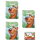 Scooby Doo Birthday Treat Bags for 24 Guests