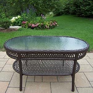 51adS2v14BL._SS300_ Wicker Coffee Tables & Rattan Coffee Tables