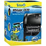 Tetra Whisper EX30 Silent Multi-Stage Power Filter