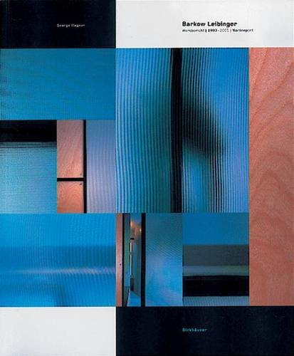 Barkow Leibinger : Work Report 1993-2001 pdf