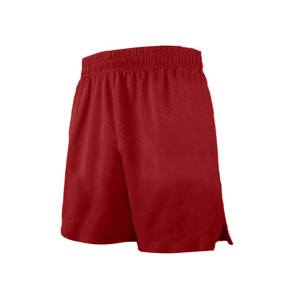 TopTie Multi-Sport Athletic Big Boys Basketball Shorts, 7' Pocket Running Shorts