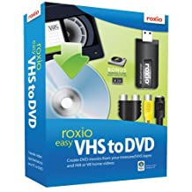 Easy VHS to DVD Canada (Bilingual)