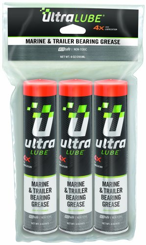 UltraLube (10325-3PK) Marine Grease - 3 oz., (Pack of 3)