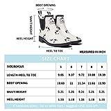 L-Rain LR Women?s Short Rain Boots Waterproof and