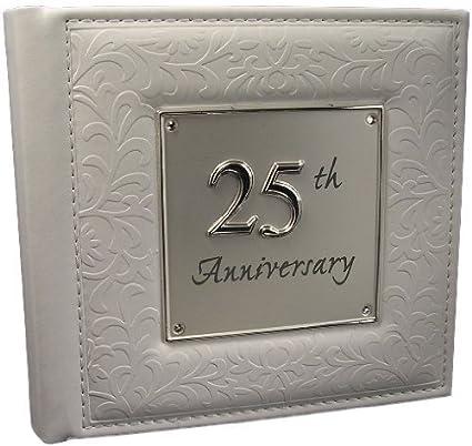 Idee regalo per 25 di matrimonio