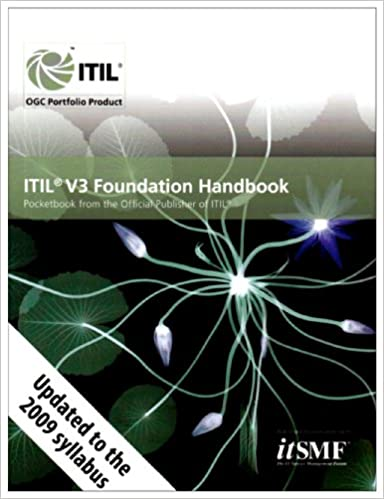 Itil V3 Foundation Handbook Pocketbook From The Official Publisher