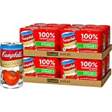 Campbell's Tomato Juice, 5.5 Fluid Ounce (Pack of 6)