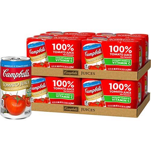 Suco de Tomate Campbell'S Lata 163ml