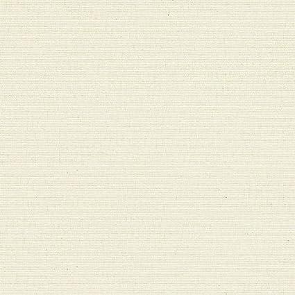Tela de loneta lisa - Retal de 100 cm largo x 280 cm ancho | Beige ...