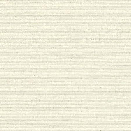 Kt KILOtela Tela de loneta Lisa - Retal de 100 cm Largo x 280 cm Ancho | Crudo ─ 1 Metro: Amazon.es: Hogar