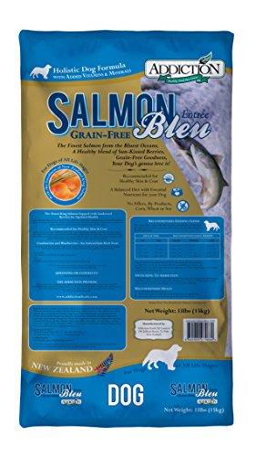 Addiction Salmon Bleu Grain Free Dry Dog Food, 33 Lb.