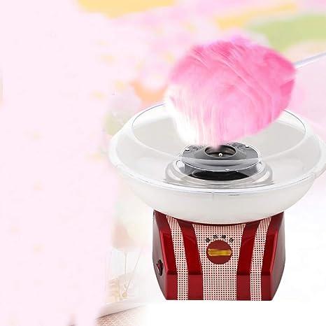 Candy Machine: Máquina De Algodón De Azúcar con Los Accesorios Aptos para Lavavajillas, La Imaginación De Bricolaje Mini Caramelo Inicio Mini Hijos: Amazon.es: Deportes y aire libre