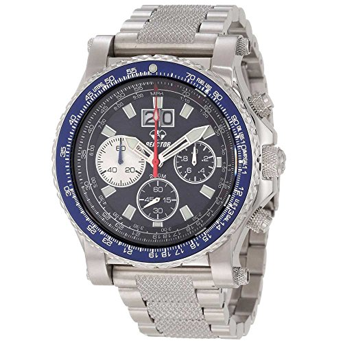REACTOR Men's 81003 Valkrye Classic Pilot Watch