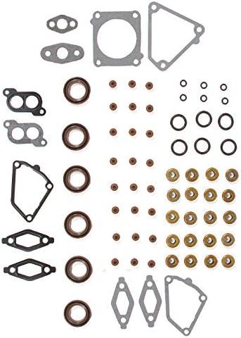 Head Gasket Set Fix Kit For 1995-1999 Nissan Maxima Infiniti I30 3.0L V6 Engine Code VQ30DE Multi-layered Steel MLS