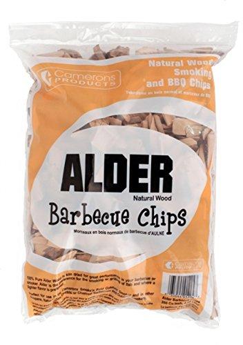alder wood smoking chips - 4