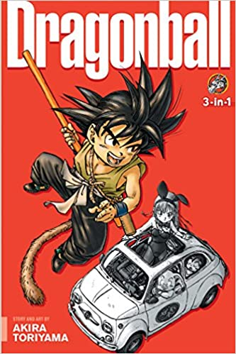 ,,EXCLUSIVE,, Dragon Ball (3-in-1 Edition), Vol. 1: Includes Vols. 1, 2 & 3. Alexie Estado mujer online Model