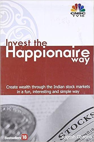 Invest The Happionaire Way Ebook