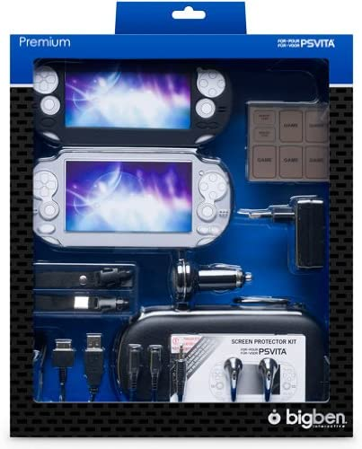 BigBen Interactive - Pack de accesorios para PlayStation Vita ...
