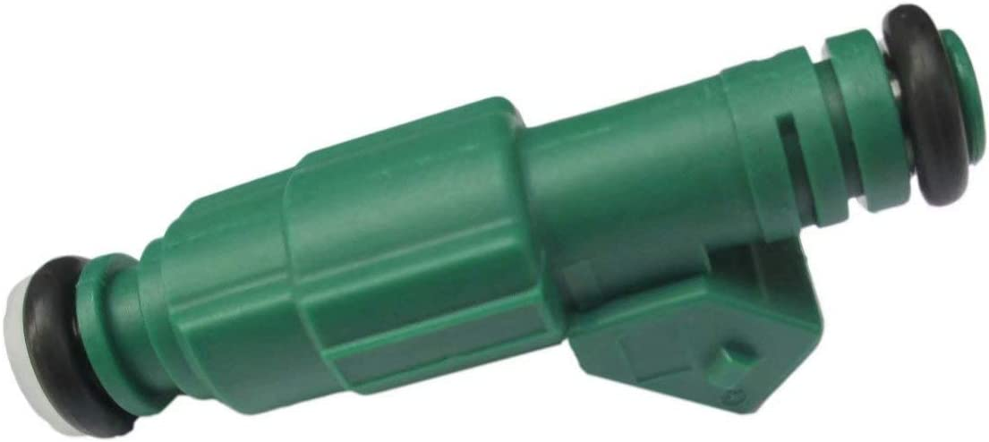 NEW Set 0280155968 Fuel Injectors 42lb 440CC For VW Audi Ford Dodge 1.8T Turbo 2.3L EV1 0280156127 M-9593-F302 4