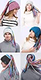 PRETTYGARDEN Wireless Headphone Beanie Hat with