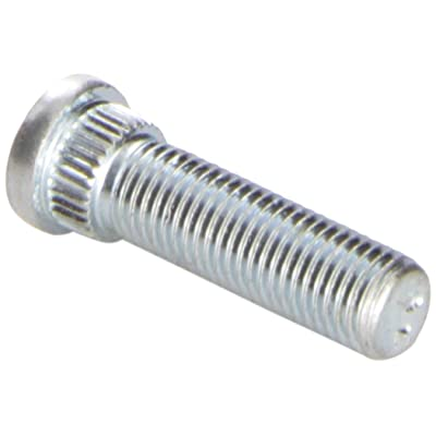 Dorman (610-414.1) 'M12-1.50' and 45mm Long Serrated Wheel Stud: Automotive