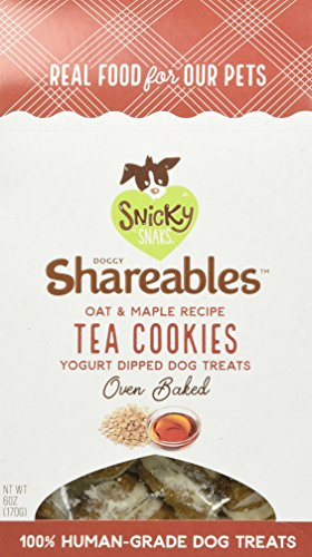 Shareables Tea Cookie Maple 6Z