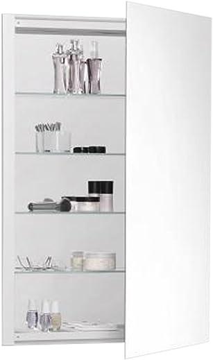 Robern RC2436D4FP1 R3-Series Plain Mirror Medicine Cabinet