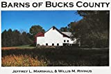 img - for Barns of Bucks County book / textbook / text book