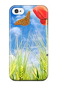 Nature Case Compatible With Iphone 4/4s/ Hot Protection Case