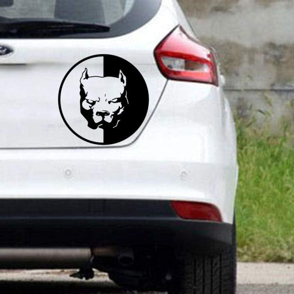 ZHOUMIYU Calcomanías para La Ventana del Coche Pegatinas Reflectantes para El Coche Calcomanías para Perros Dogos del Perro Héroe Reflectante Pegatinas para Autos: Amazon.es: Coche y moto