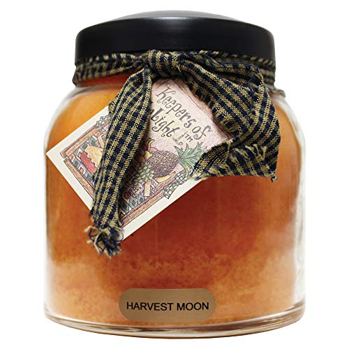 A Cheerful Giver A Harvest Moon 34 Oz Papa Jar Candle, Multi