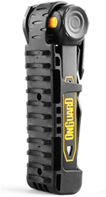 Sale 8116 K9 Onguard Folding Link Plate Bike Security Lock Slim Size 490g/_igcy