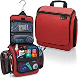 Best Hanging Toiletry Bags - Hanging Travel Toiletry Bag for Men and Women Review