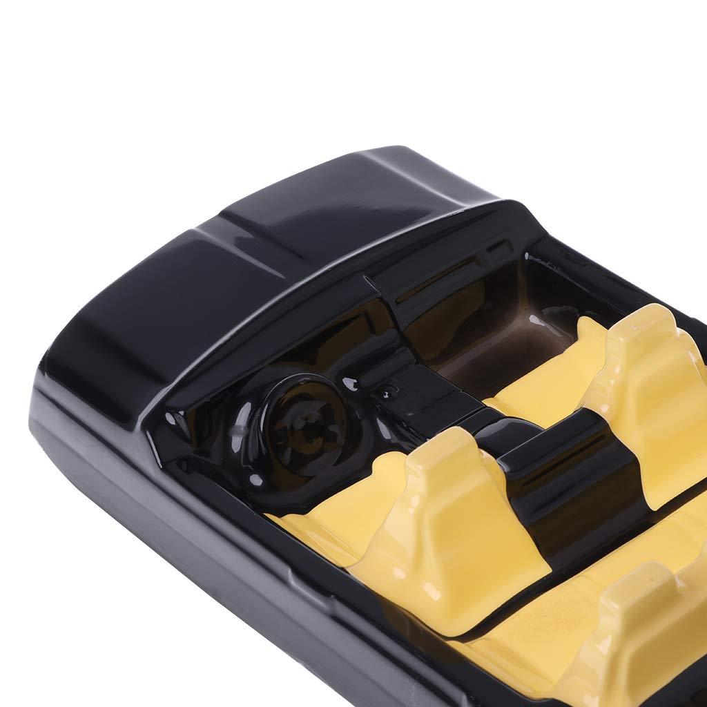 JAGETRADE RC Car Interior Decor Body Shell for 1//10 Axial SCX10 II 90046 90047 Cherokee