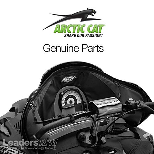 (Arctic Cat Snowmobile Windshield Storage Bag For Firecat and Sabercat)