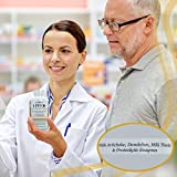 Dr. Tobias Liver Support - Cleanse & Detox Supplement With Artichoke, Dandelion, Milk Thistle & Proteolytic Enzymes - Plus Solarplast to Help Digest Proteins & Fats (63 Pills)