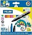 Milan 8411574800231 - Rotuladores, 10 unidades