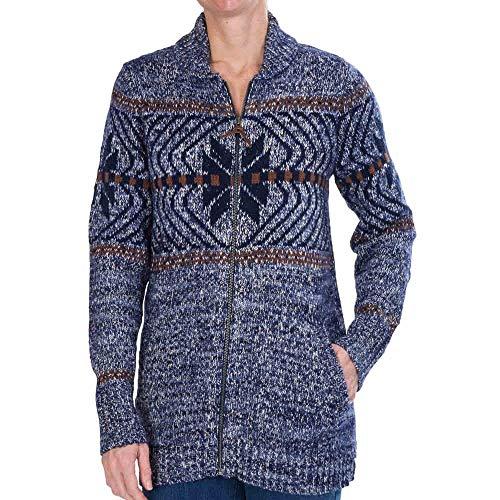 (ウールリッチ) Woolrich レディース トップス カーディガン White Label Native Cardigan Sweater [並行輸入品]