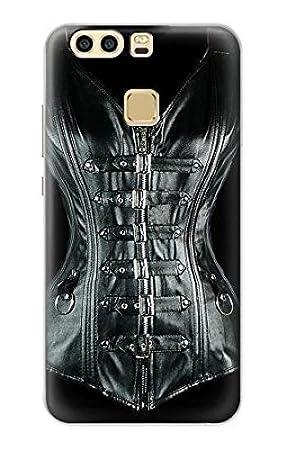Innovedesire Gothic Corset Black Funda Carcasa Case para ...
