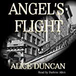 Angel's Flight: A Mercy Allcutt Mystery (Five Star First Edition Mystery) | Alice Duncan