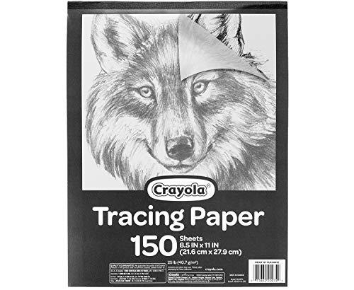 Crayola Tracing Paper 8